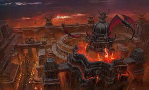 Magma Temple
