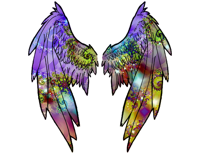 Angel Wings (With a Twist) by Devious-Archangel