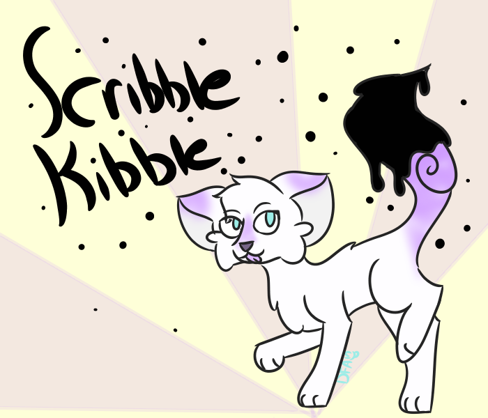 Scribble Kibble! by PandorisNova