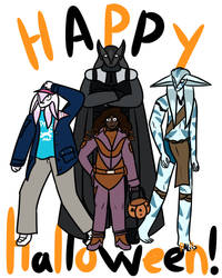 Happy Halloween from CONTACT!