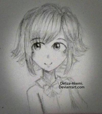 Marshall Hoffell by Deliza-Akemi