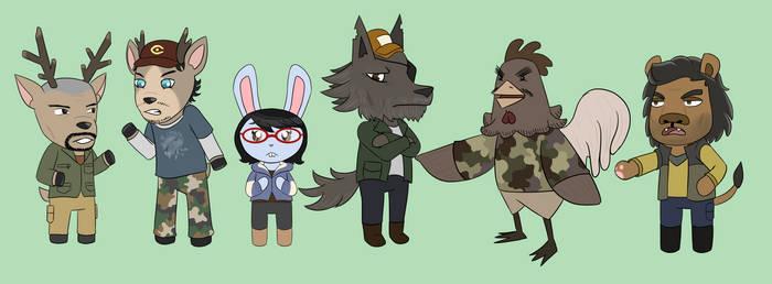 Animal Crossing TWDGs