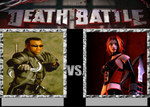 Death Battle! - Blade vs Rayne
