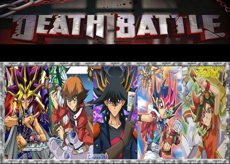 Death Battle! Yu-Gi-Oh Battle Royale by Caharvey ...