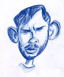 Charlie Caricature