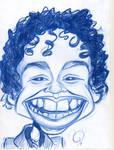 Micah Caricature