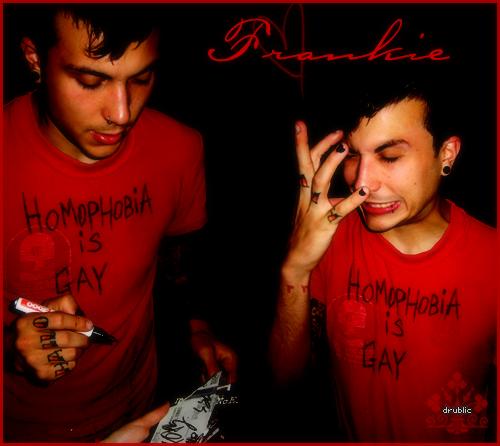 Frank Iero Gay 44