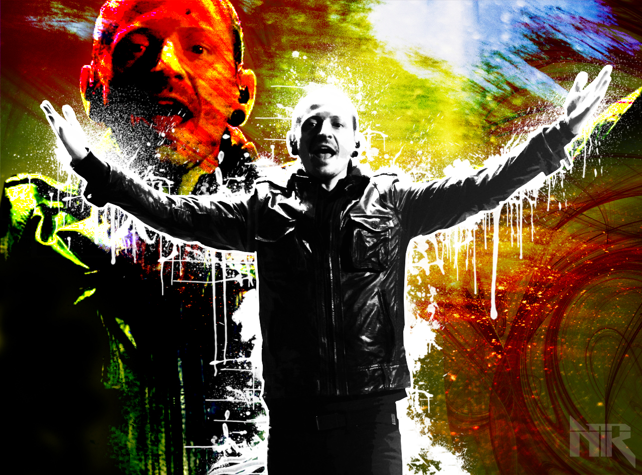 Linkin Park Wallpaper Chester Bennington By Neorock096 On Deviantart