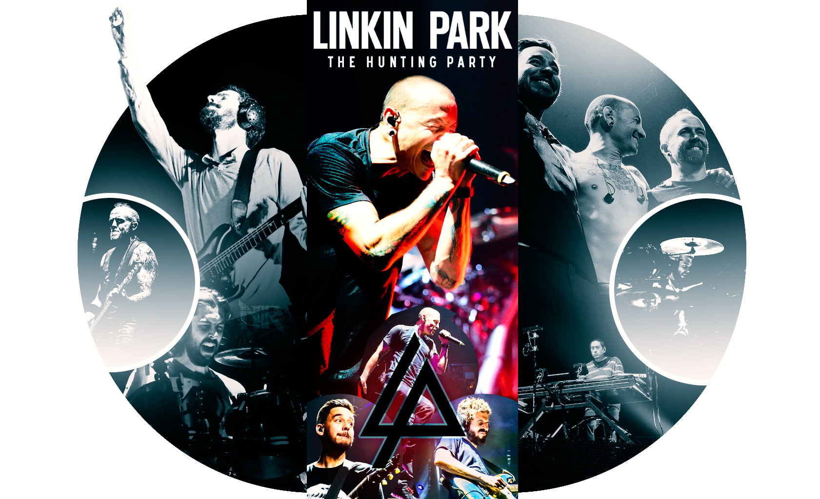 linkin park the hunting party art by neorock096 on deviantart. Black Bedroom Furniture Sets. Home Design Ideas