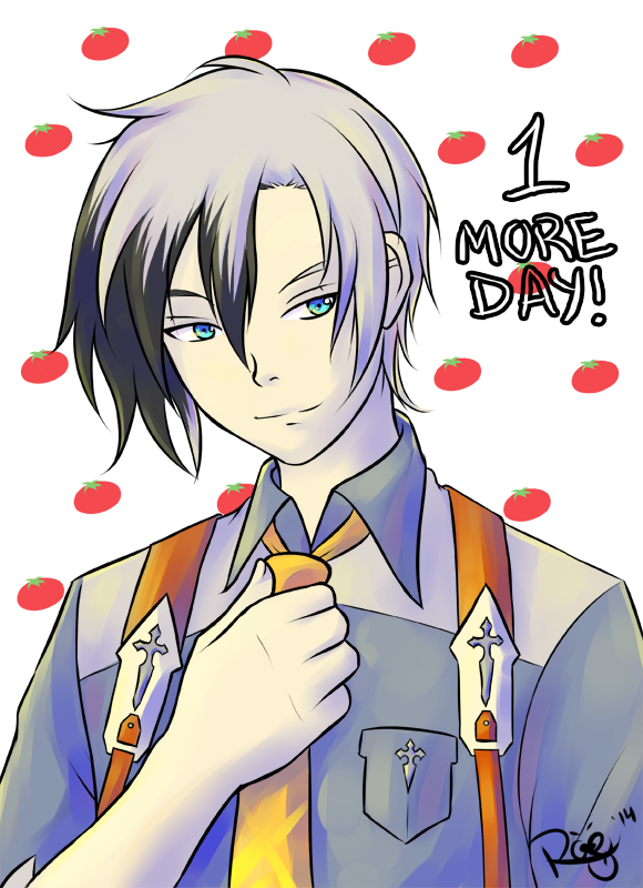 Tales of Xillia 2: 1 More Day! by Kooriesque