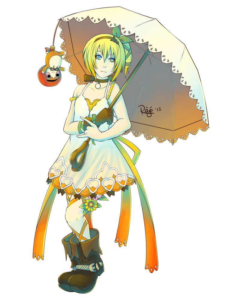 ToZ: Edna by Kooriesque