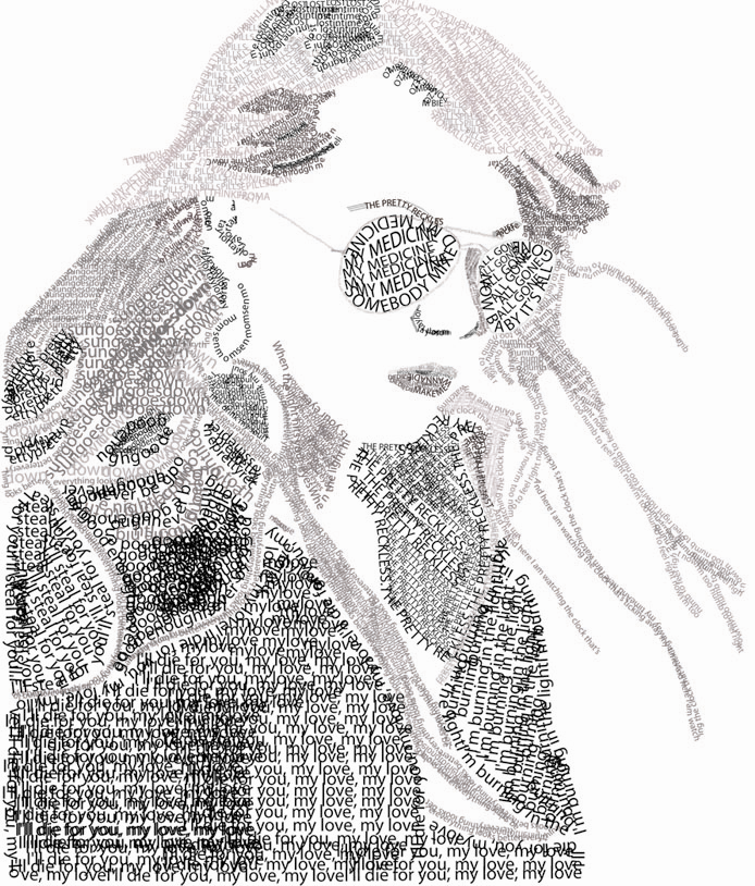 Made of words taylor momsen by medicated kitty on deviantart