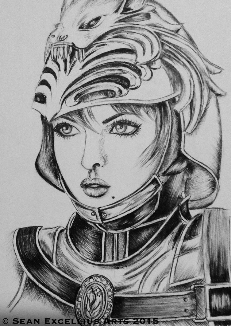 Hilde: Soul Calibur IV by SeanExcellius
