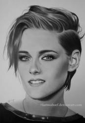 Kristen Jaymes Stewart by LarissaBoef