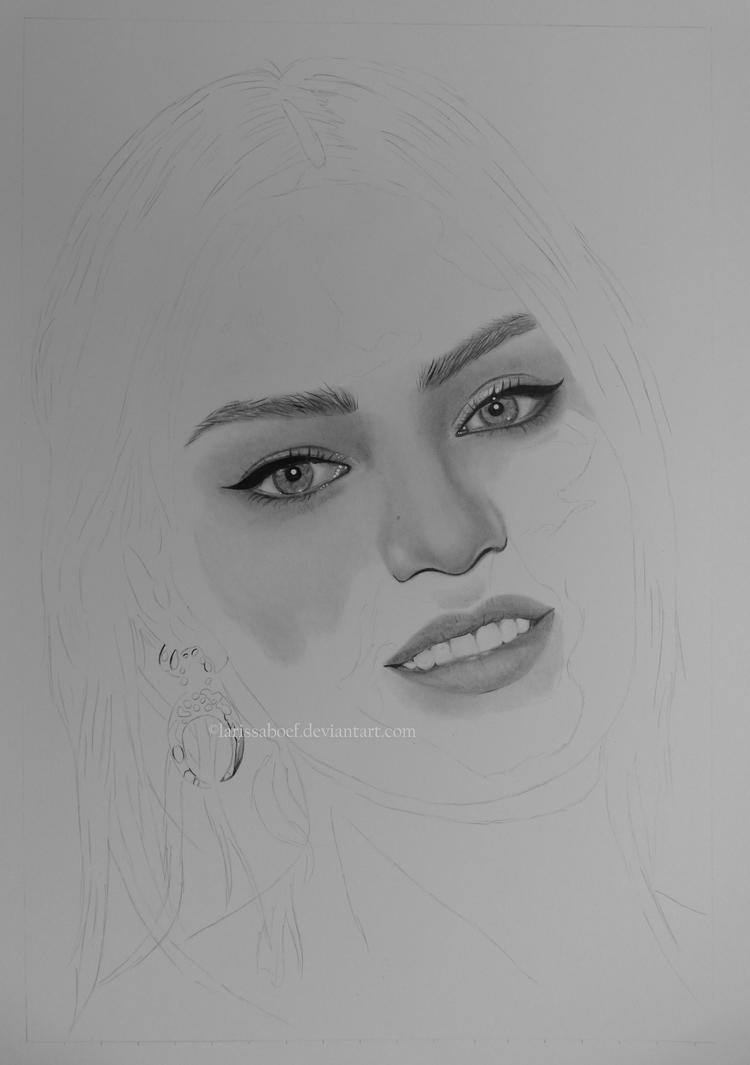 WIP I - Candice Swanepoel by LarissaBoef