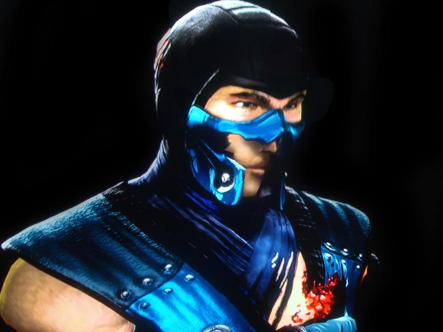 Mortal Kombat Legacy Sub Zero Costume Edit