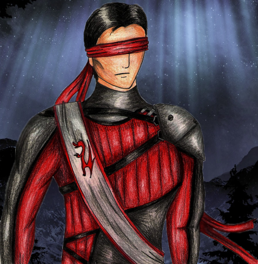 MK9 Here's KENSHI by DeathsFugitive
