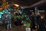 Happy Halloween From Mortal Kombat