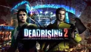 Dead Rising 2 - Chuck and Leon wallpaper
