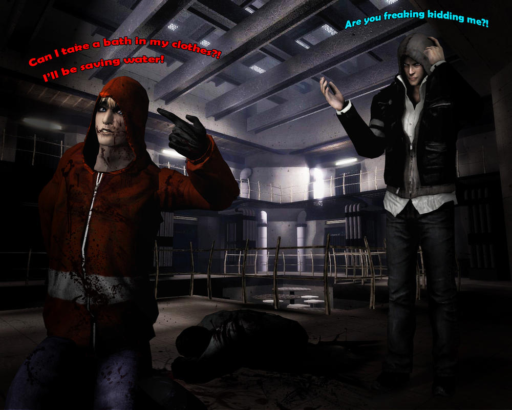 Hoods Crossover Prototype/Penumbra - Breaking Mad! by DeathsFugitive