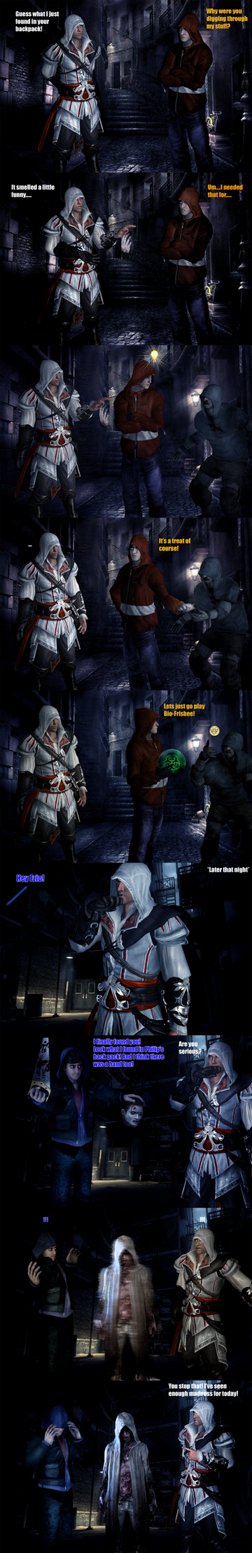 Hoods Crossover - Daily Madness! by DeathsFugitive