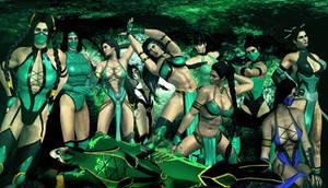 Mortal Kombat - Remember Jade