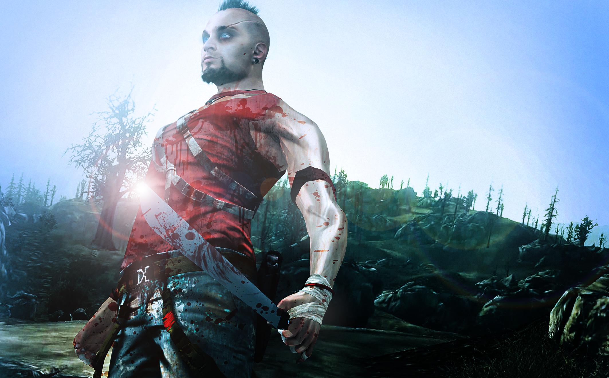 Far Cry 3 Vaas Island Psycho By Sovietmentality On Deviantart