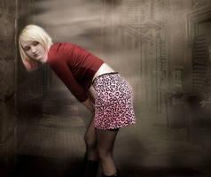 Silent Hill 2 - Maria - Reaching for Pick Locks