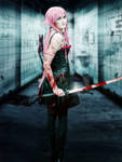 Future Diary - Yuno Gasai - Cute Killer by SovietMentality