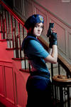 RE1 - Jill Valentine - Handle with care