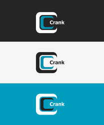 Crank Logotype by e2webmedia