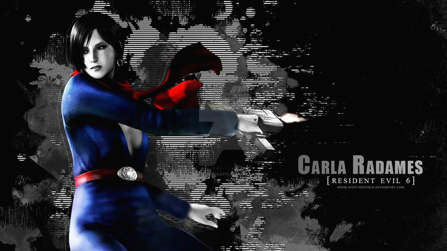 Summary Carla Radames Resident Evil Wiki Fandom Powered By Wikia