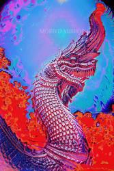 The King of Naga In Netherworld (Patala)