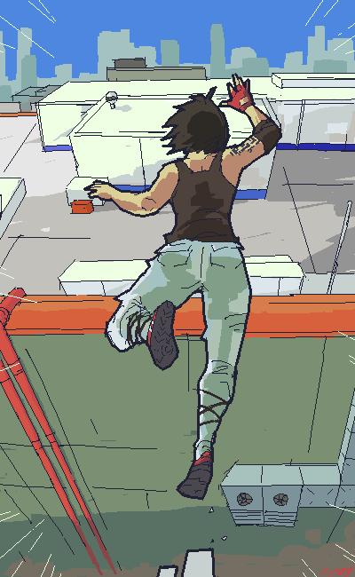 leap of Faith by art-kit