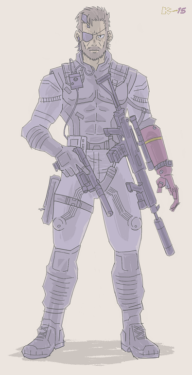 The Legendary Soldier by art-kit