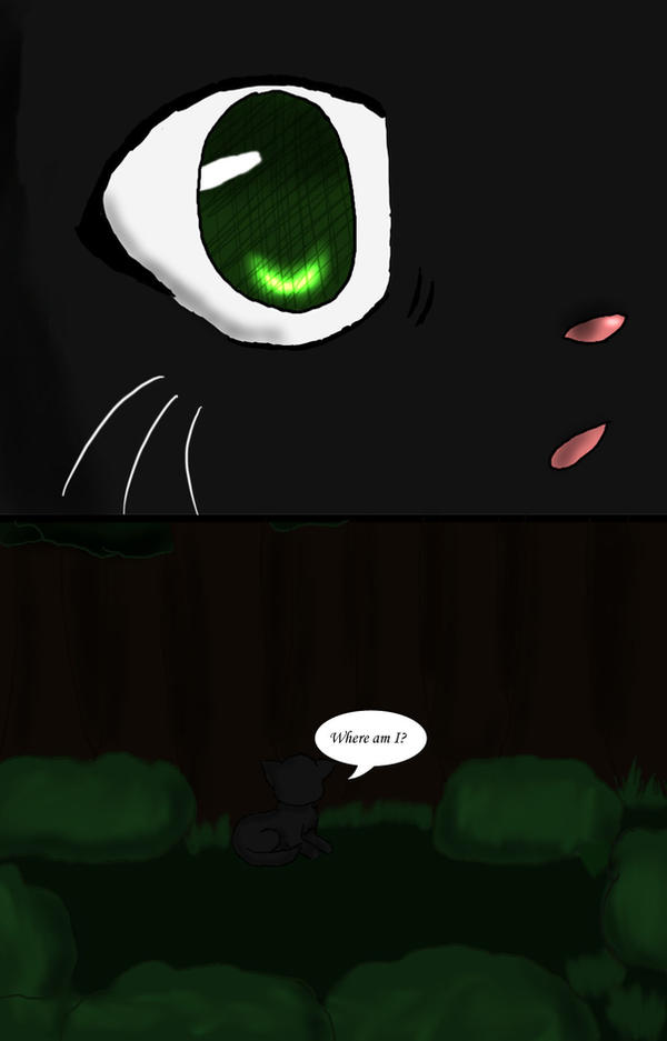 Warriors: Wildlife Page 4 by MiaMaha