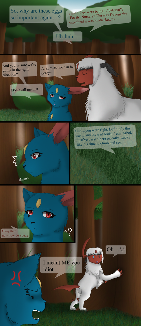 PMD Misson 2- Side 1: Pg 2 by MiaMaha