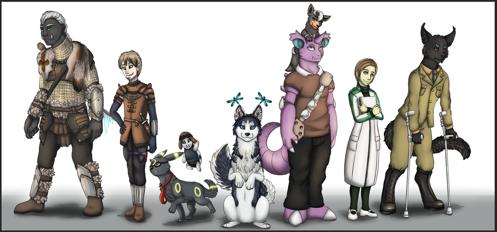 Commission - Header by MiaMaha