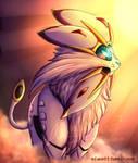 Pokemon - Solgaleo