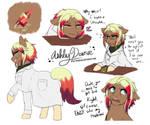 MLP - Dusk Doodles