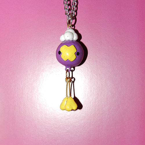 drifloon charm by shesamonster