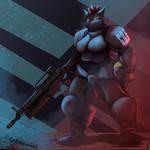 Always on guard (Katya redesign)