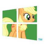 Applejack-Windows-8-Logo