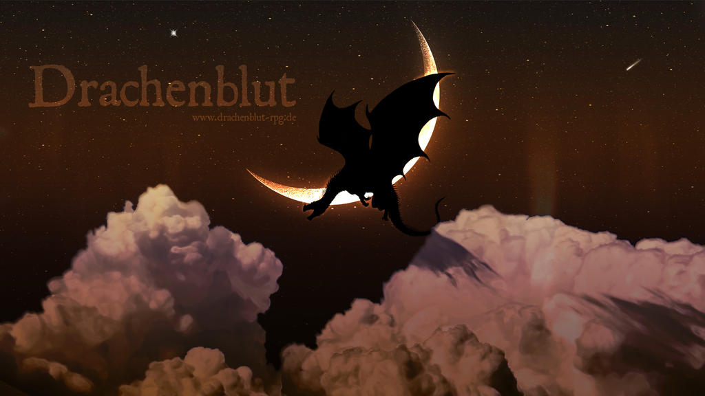 Drachenblut Wallpaper by Musterkatze
