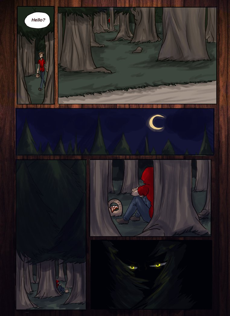 Once Upon A Twist- Page 2 by RucciTheBoss