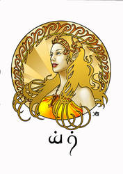 Indis by NimwenHabareth