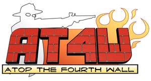AT4W logo redesign by FontesMakua