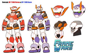 Concept - HF-T 00A Verma and HF-T 00B Azure