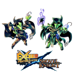 Exceed Season 4 - Plague Knight