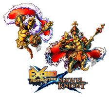 Exceed Season 4 - King Knight